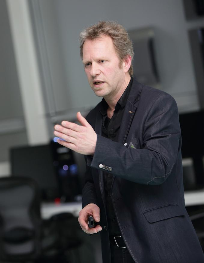 Dr. Johan de Heer